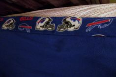 Buffalo Bill's blanket. this is one side of the strip across top of blanket.