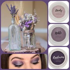Does lavender smell delicious? The color is mesmerizing as well.. why not recreate the look on your eyes?  Dainty  Noble  Rapturous Splurge cream eyeshadow from Younique. Get your own as part of the December 2017 kudos at www.taniaslashes.com
