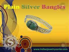 Feel the enjoyment of looking elegant with beautifully designed range of gemstone silver bangles from shankar silvex jewels.Our wide collection of bangles as to flavour of both ,traditional legacy and modern innovation .More information please visit this site : http://www.indianjewelrycenter.com