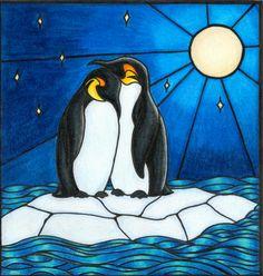 My Penguin Valentine