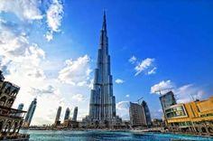 Burj Khalifa - Dubai UAE - 828 m - 163 floors - 2010