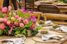 Decoração de casamento rústico-tropical na Pousada Bahia Bonita - Constance Zahn   Casamentos