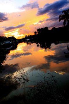 Sunset Bay by AR Annahita