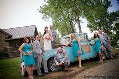 country out door weddings   Donna Morgan Blog :: A Classic Country Wedding
