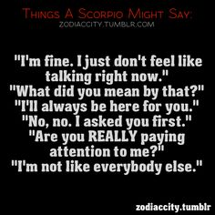 Zodiac City Scorpio sayings Scorpio Traits, Zodiac Signs Scorpio, Scorpio Horoscope, Zodiac Facts, Horoscopes, Cancer Astrology, Scorpio Women Quotes, Zodiac Quotes, Woman Quotes