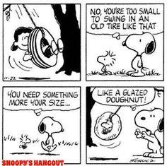 (2) Snoopy's Hangout