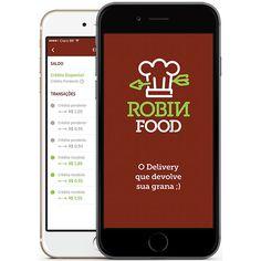 Ganhe R$10 para fazer parte do Robin Food e usar no seu pedido.