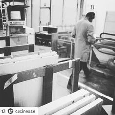 #Repost @cucinesse with @repostapp・・・Our production, our history 🎬 #Cucinesse #experience #story #woodindustry #workshop #proud #history #courage #italianstyle #italy #worker #artigianato #quality #life #design #interiordesign #manifacturing #architecture #furnituredesign #kitchendesign #kitchen #furnituredesign #furniture #decor #interior #мебель #moscow #mebel
