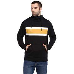 Buy Red Tape Men's Sweatshirt (RWS0001_Black_L) at Amazon.in