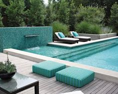 There are many attractive swimming pool designs. Modern pool designs are more amazing creative ideas. There are many attractive swimming pool designs. Modern pool designs are more amazing creative ideas. Pool Spa, Swimming Pool Decks, Luxury Swimming Pools, Luxury Pools, Swimming Pool Designs, Indoor Swimming, Indoor Outdoor Pools, Outdoor Showers, Dream Pools