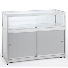 Glass Showcase Counter R1551