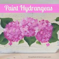Learn to Paint Hydrangeas the Fast and Easy Way