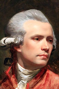 Self-Portrait, by John Singleton Copley (American, 1738-1815).