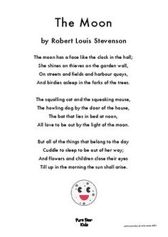 21 Best Poems For Children images in 2019 | Poems, Kids