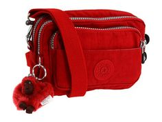 Kipling U.S.A. Multiple Belt Bag/Shoulder Bag « Clothing Impulse