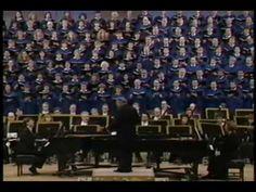 Robert Shaw Symphony Of Psalms Movmt 1