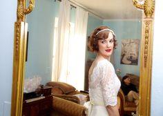 A vintage wedding in Miami 1.26.13 -- vintage beauty