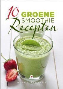 10 Groene smoothie recepten en andere gezonde maaltijden