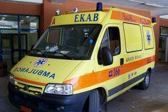 Δύο άτομα στο νοσοκομείο μετά από τροχαίο με ταξί ΑμεΑ
