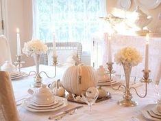 Exquisite white case, decoration ideas
