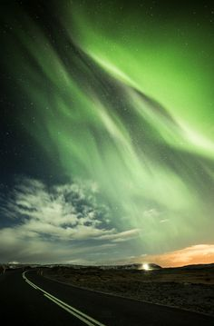 Icelandic road by Ruslan Merzlyakov on 500px
