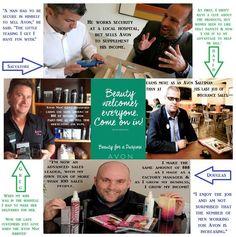 These GUYS are inspiring!  Some of our top sellers & leaders! MEN join here> kwissner.avonrepresentative.com/opportunity  #avon #men #oppprtunity #notjustforwomen