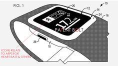 Una nueva patente revela detalles sobre un posible smartwatch futuro de Microsoft  http://www.xatakawindows.com/p/108888