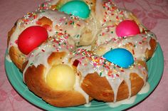 Easter Braided Ring Cake (Scarcella di Pasqua) – Italian Recipe The Italians enjoy celebrating holidays with food and wine and Easter are definitely one of those special holidays. Easter is headed by Lent, a time …  http://yourfoodtube.com/easter-braided-ring-cake-scarcella-di-pasqua-italian-recipe-tasty-desserts/
