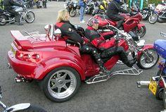 Trike This one I Love!!