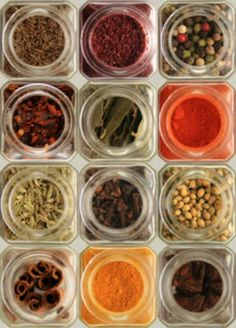 How to stock your spice rack: http://mynorthwest.com/341/2205346/How-to-stock-your-spice-rack