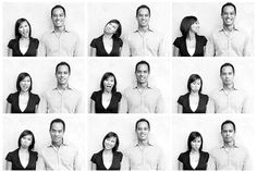 "engagement photo: ""10 seconds of funny faces"" via alice hu photography  this is so us!"