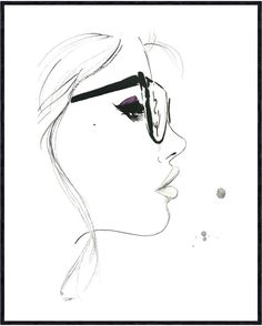 McGaw Graphics That Nerdy Girl by Jessica Durrant (Framed)