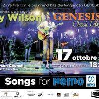 Ray Wilson in concerto per la ricerca sulla Sla Ray Wilson il prossimo 17 ottobre