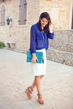 What we'll be wearing to the office every day (as soon as the temperature rises a bit)