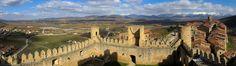 Burgos Panorámica desde el Castillo de Frías.
