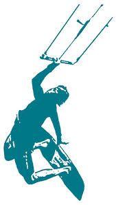 Resultado de imagen para kitesurfing tattoo