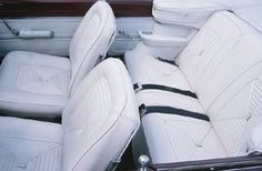 How To Reupholster Car Seats ... car upholstery can go a long way in enhancing…