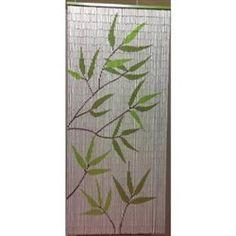 1000 id es sur rideaux de bambou sur pinterest rideaux for Rideau fenetre triangle