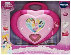 VTech Disney Princess Magical Learning Laptop only $13.98! (reg. $24.99)
