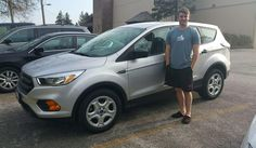 Daniel, we're so excited for all the places you'll go in your 2017 FORD ESCAPE!  Safe travels and best wishes on behalf of Kunes Country Ford Lincoln of Delavan and DANIEL SCHLITT, JR..