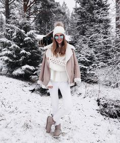 Snow Fashion, Winter Fashion Outfits, Autumn Winter Fashion, Outfit Invierno, Snow Outfit, Winter Photos, Winter Wear, Winter Wardrobe, Everyday Outfits