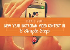 Create Your New Year Instagram Video Contest in 6 Simple Steps