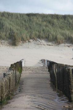 **Beach at Domburg