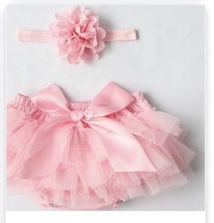 7d7e61085 Ruffle Chiffon Baby Bloomers With Headband Set Diaper Covers Girl Shorts  For Newborns Cotton Toddler Baby Girl Pant Shorts