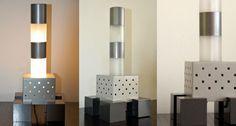 "Tafellamp ""Spargiotto"" door Matteo Thun, Bieffeplast"