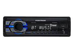 Som Automotivo Pósitron SP2310BT - Bluetooth MP3 com Entrada USB SD e Auxiliar com as melhores condições você encontra no Magazine Luisacesar. Confira!