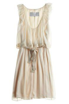 flowing greek goddess dress by Briny