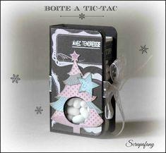 Une boîte à Tic-Tac par Stéphanie
