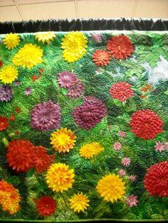 3-D floral