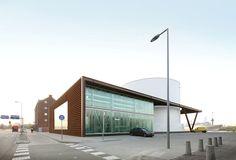 not a church, but could be a church warmte hub - brielselaan rotterdam